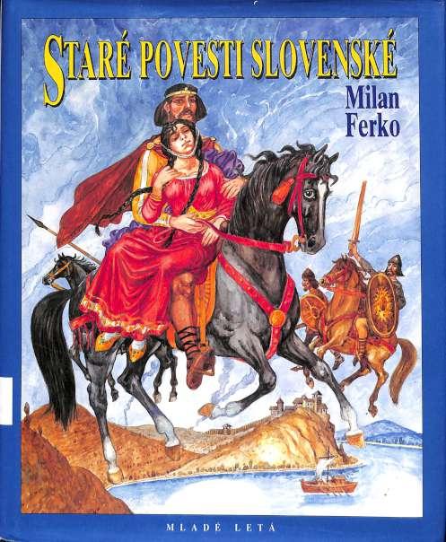 4c6d6c35c Staré povesti Slovenské