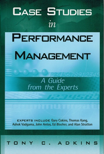 Case studies in performance management