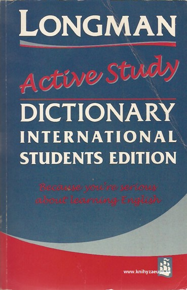 Longman Active study Dictionary international students edition