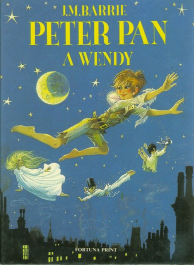 Peter Pan a Wendy