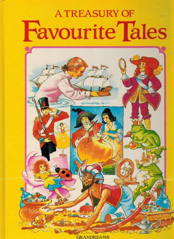 A treasury of favourite tales 1.