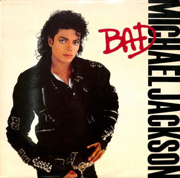 Michael Jackson - Bad (LP)