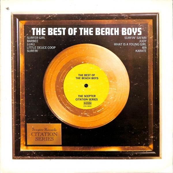 The Best Of The Beach Boys (LP)