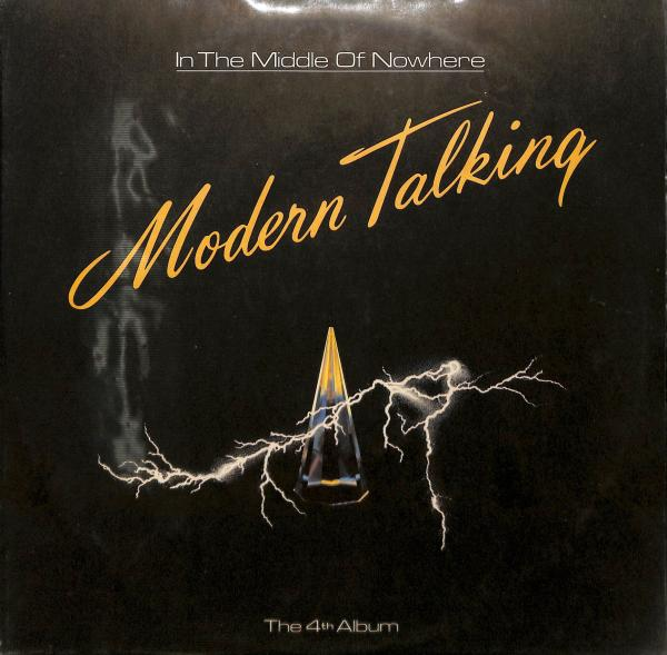 Modern Talking - In The Middle Of Nowhere (LP)
