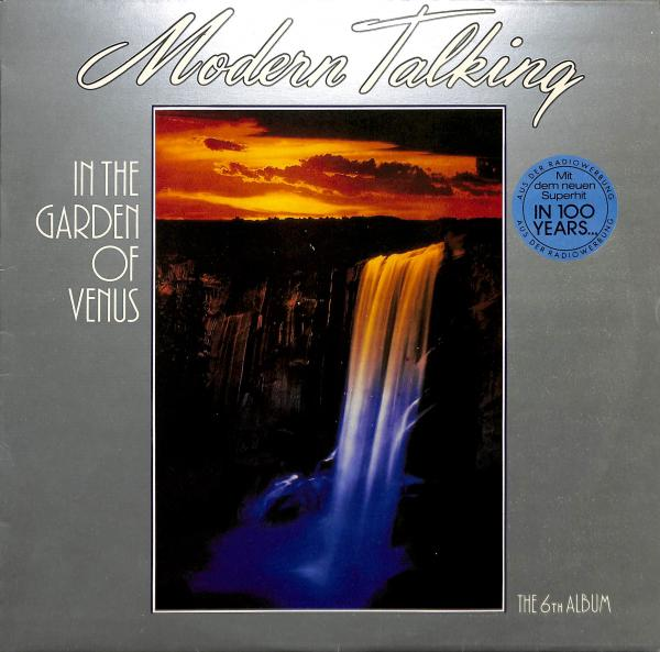 Modern Talking - In The Garden Of Venus (LP)