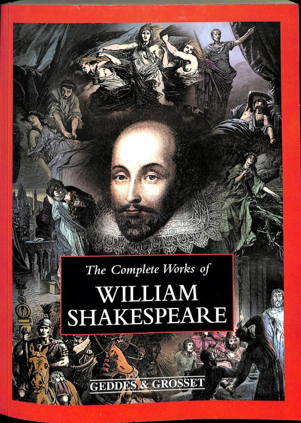 The complete workrs of William Shakespeare