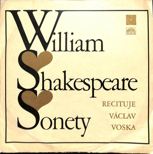 William Shakespeare - Sonety (LP)