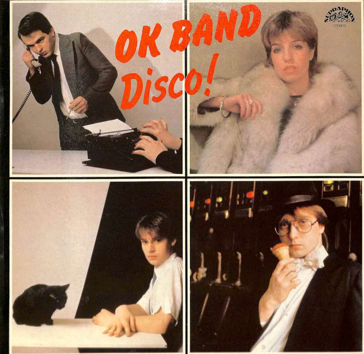 OK Band - Disco! (LP)