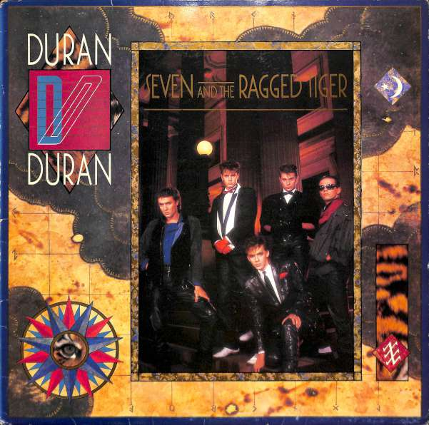 Duran Duran - Seven And The Ragged Tiger (LP)