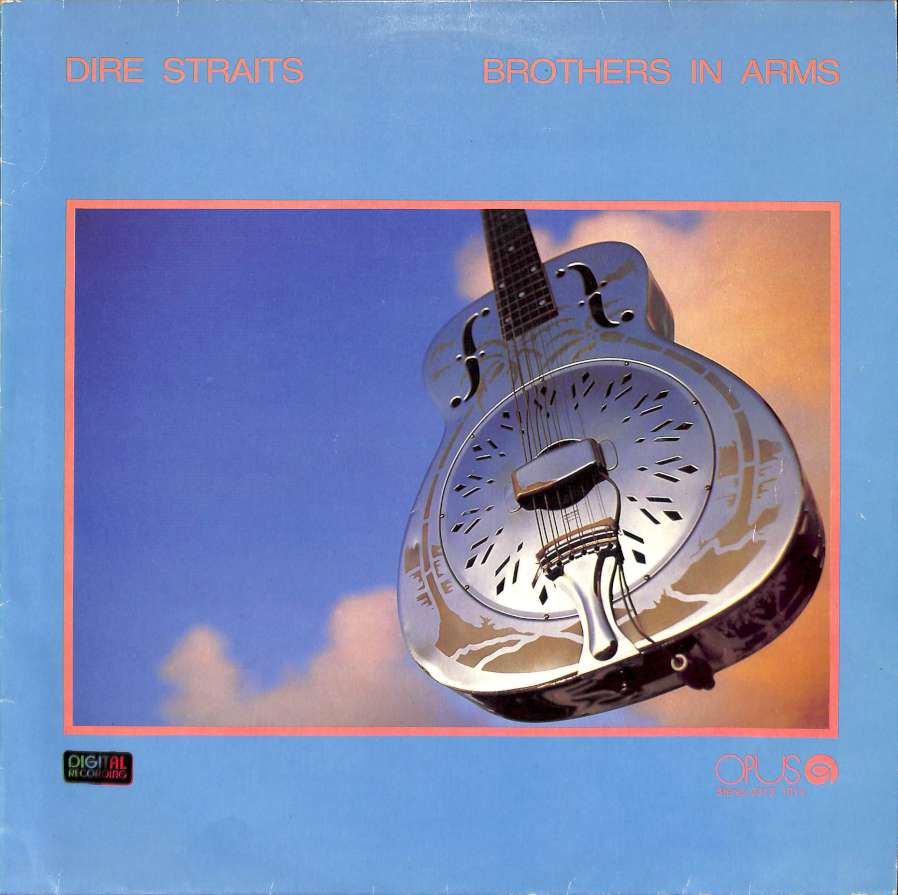 Dire Straits - Brothers In Arms (LP)