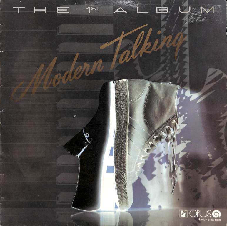 Modern Talking - The 1st Album (LP)