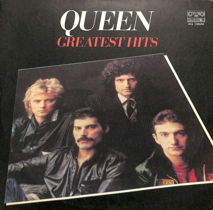QUEEN - Greatest hits (LP)