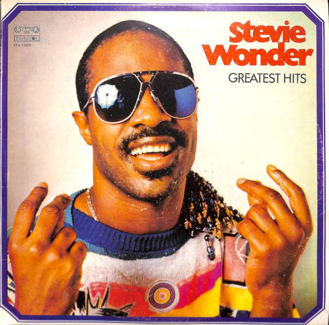 Stevie Wonder - Greatest Hits (LP)