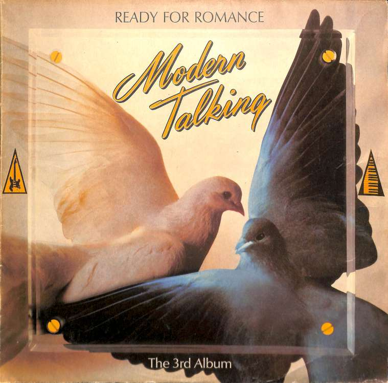 Modern Talking - Ready For Romance (LP)
