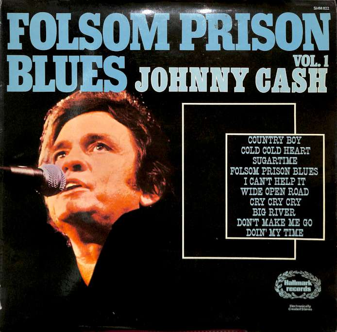 Johnny Cash - Folsom Prison Blues Vol. 1