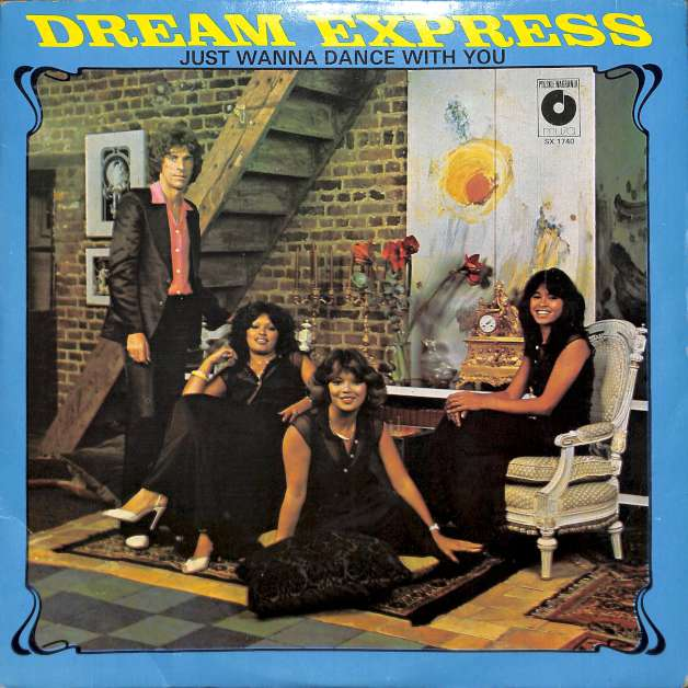 Dream Express - Just Wanna Dance With You (LP)