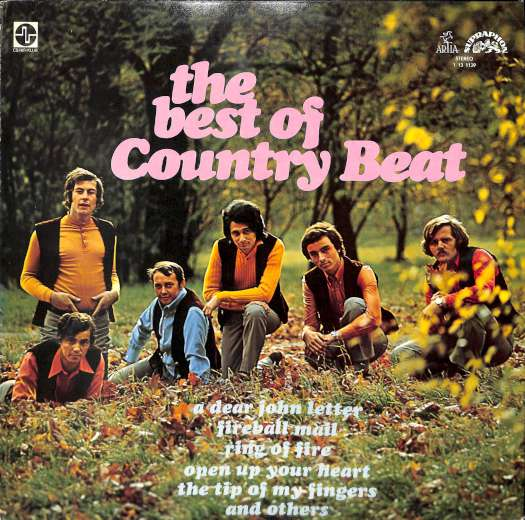 The best of country beat (LP)