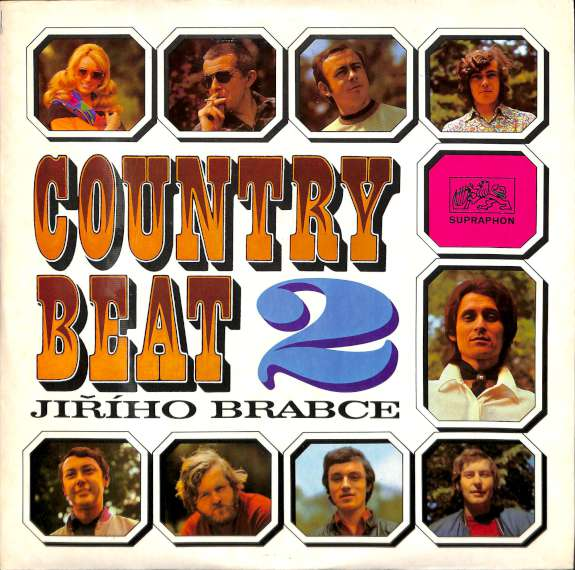 Country beat Jiřího Brabce 2. (LP)