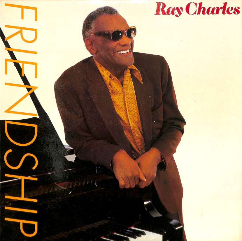Ray Charles - Friendship (LP)