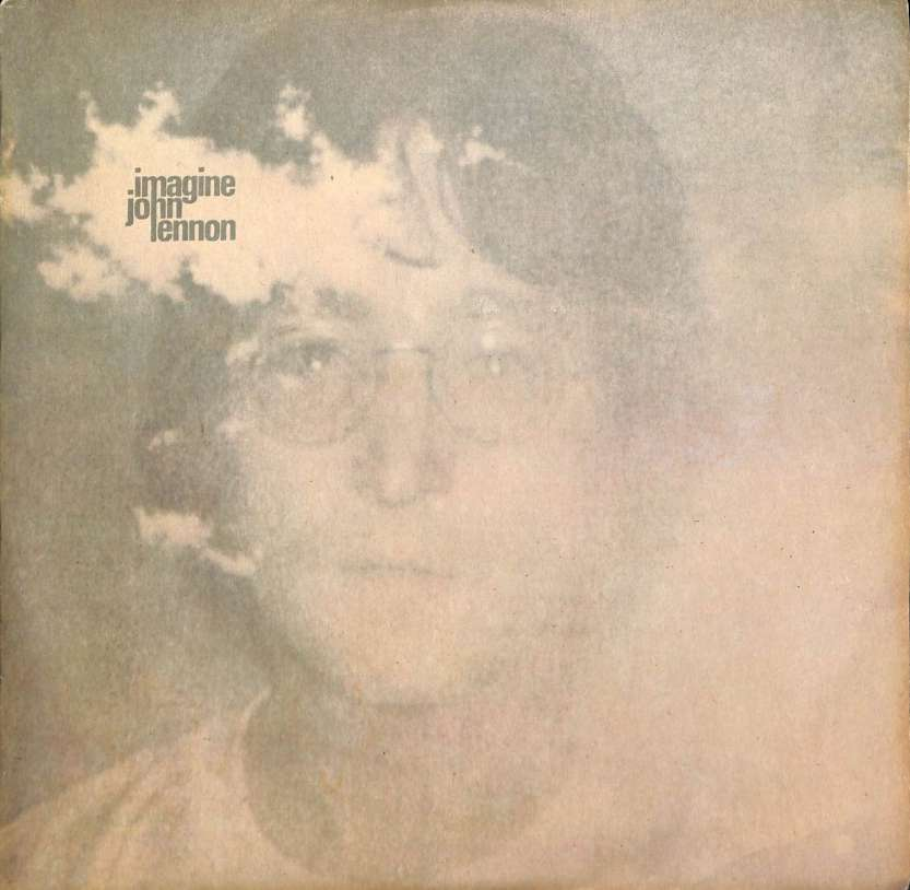 John Lennon - Imagine (LP)