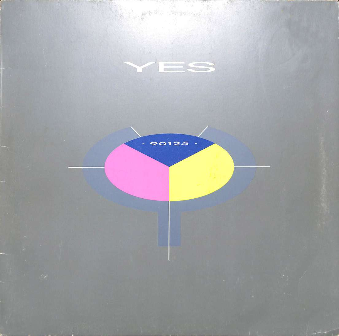 Yes - 90125 (LP)