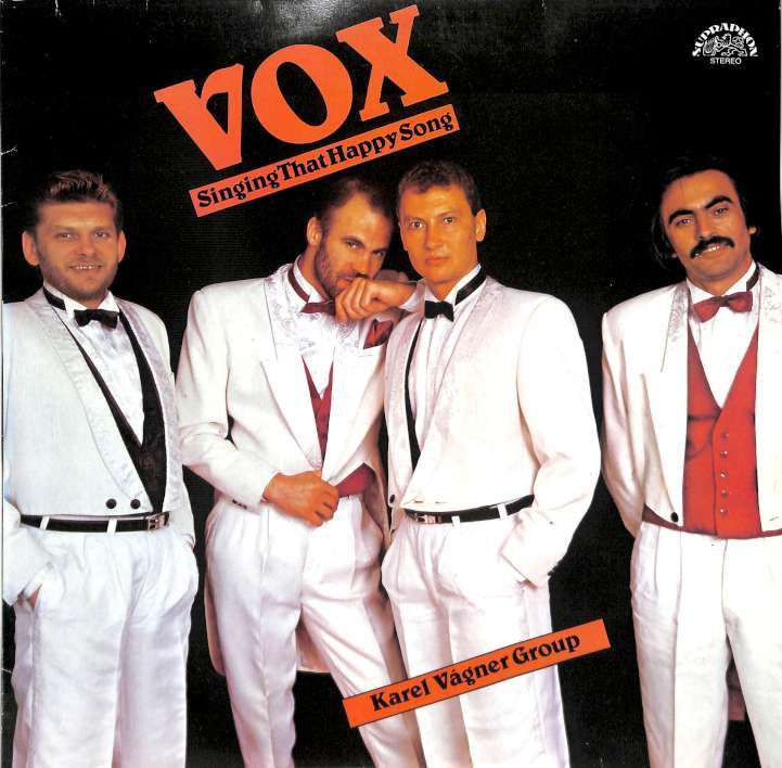 VOX - Singing That Happy Song (LP)