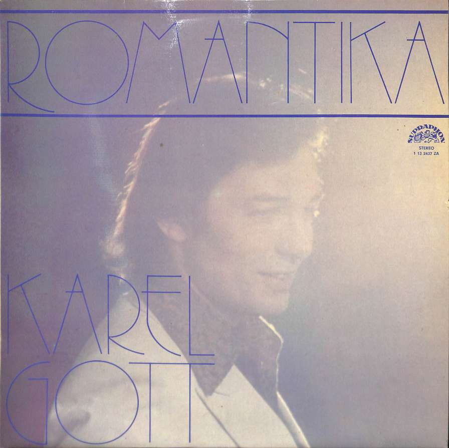 Karel Gott - Romantika (LP)