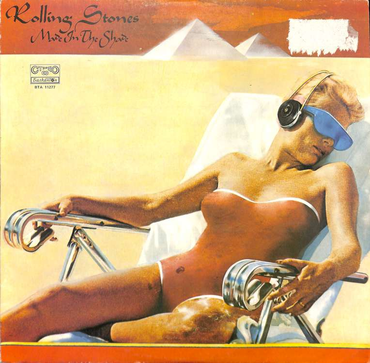 Rolling Stones - Made In The Shade (LP)
