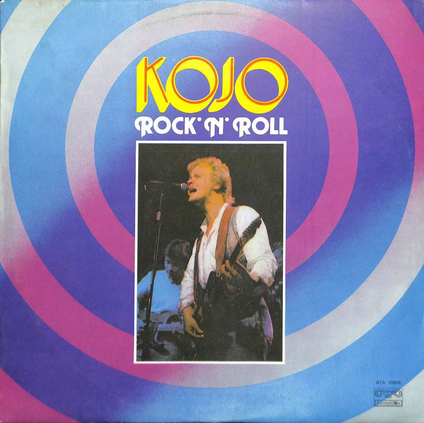 Kojo - Rock n Roll (LP)