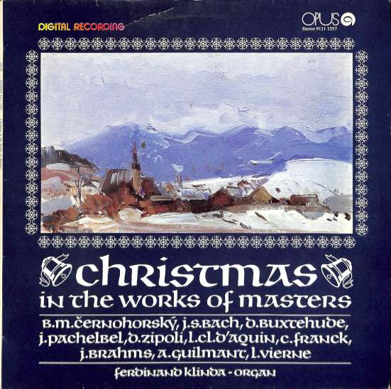 Christmas in the works of masters (LP)