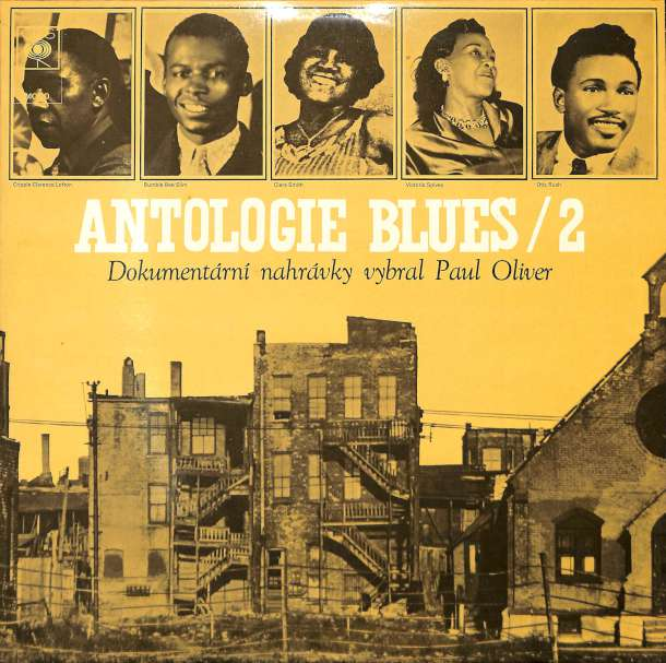 Antologie Blues 2. (LP)