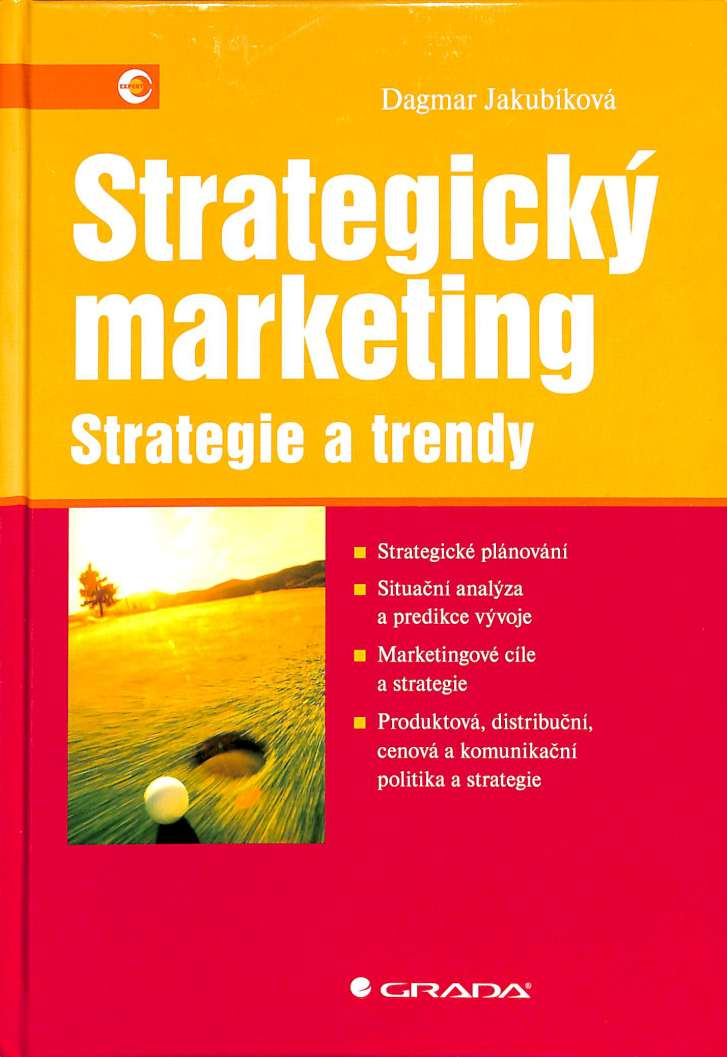Strategický marketing - Strategie a trendy